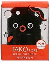 Düfte, Parfümerie und Kosmetik Intensive porenreinigende Gesichtsmaske mit Rotorua-Schlamm - Tony Moly Tako Pore Bubble Pore Pack
