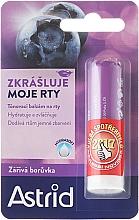 Düfte, Parfümerie und Kosmetik Lippenbalsam - Astrid Lip Balm Bright Blueberry