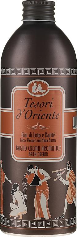 Tesori d'Oriente Fiore di Lotto - Badecreme mit Lotosblume und Sheabutter