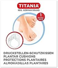 Düfte, Parfümerie und Kosmetik Druckstellen-Schutzkissen 2 St. - Titania Plantar Cushions