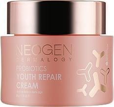 Düfte, Parfümerie und Kosmetik Verjüngende Creme mit Probiotika und Ceramiden - Neogen Dermalogy Probiotics Youth Relief Cream