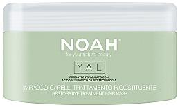 Düfte, Parfümerie und Kosmetik Regenerierende Haarmaske mit Hyaluronsäure - Noah