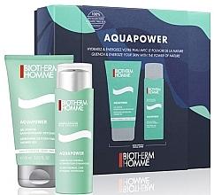 Düfte, Parfümerie und Kosmetik Gesichtspflegeset - Biotherm Homme (Gesichtsbehandlung für normale Haut 75ml + Duschgel 150ml)