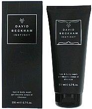Düfte, Parfümerie und Kosmetik David Beckham David Beckham Instinct - Duschgel