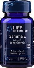 Düfte, Parfümerie und Kosmetik Nahrungsergänzungsmittel Gamma E - Life Extension Gamma E Mixed Tocopherols