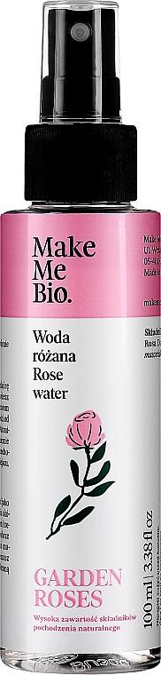 Intensiv feuchtigkeitsspendendes Rosenwasser - Make Me BIO