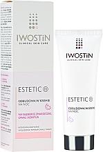 Düfte, Parfümerie und Kosmetik Regenerierende Nachtcreme für das Gesicht - Iwostin Estetic 3 Restorative Night Cream