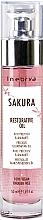 Düfte, Parfümerie und Kosmetik Wertvolles glanzspendendes Öl - Inebrya Sakura Restorative Oil