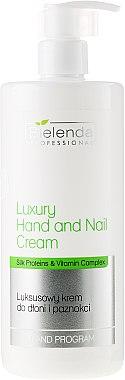 Hand- und Nagelcreme - Bielenda Professional Luxury Hand and Nail Cream