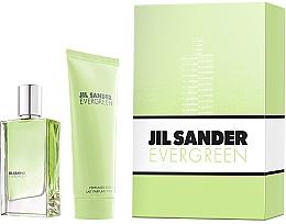 Düfte, Parfümerie und Kosmetik Jil Sander Evergreen - Duftset (Eau de Toilette 30ml + Körperlotion 75ml)