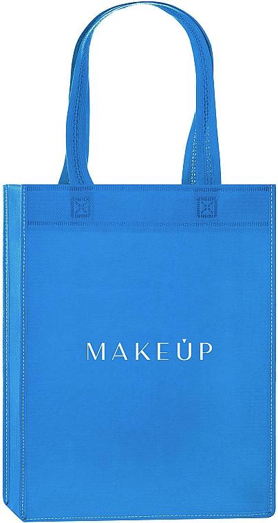 Einkaufstasche Springfield hellblau - MakeUp Eco Friendly Tote Bag (33 x 25 x 9 cm)
