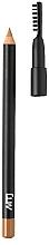 Düfte, Parfümerie und Kosmetik Augenbrauenstift - MTJ Cosmetics Eyebrow Pencil