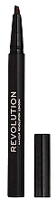 Düfte, Parfümerie und Kosmetik Augenbrauenstift - Makeup Revolution Bushy Brow Pen