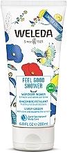Düfte, Parfümerie und Kosmetik Erfrischendes und belebendes Duschgel mit würzigem Ingwer - Weleda Feel Good
