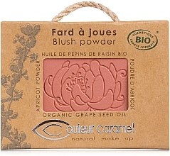 Düfte, Parfümerie und Kosmetik Puderrouge - Couleur Caramel Blush Powder