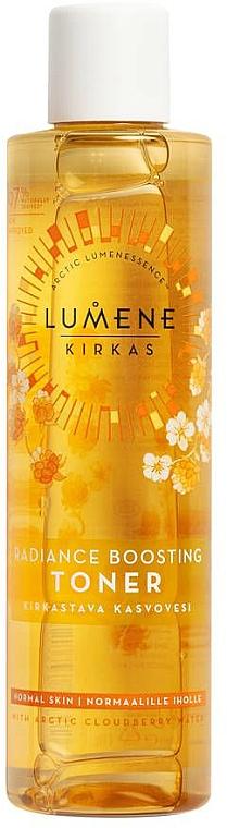 Gesichtsreinigungstonikum für normale Haut - Lumene Kirkas Radiance Boosting Clarifying Toner