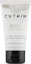 Düfte, Parfümerie und Kosmetik Beruhigende und balancierende Haarspülung für trockene Kopfhaut - Cutrin Bio+ Hydra Balance Conditioner