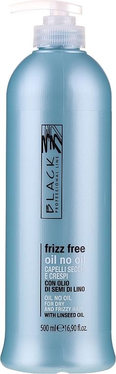 Haarglättungsbalsam für widerspenstiges Haar - Black Professional Line Anti-Frizz
