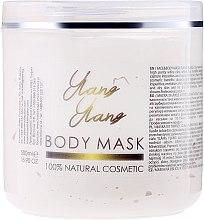 Düfte, Parfümerie und Kosmetik Gesichts- und Körpermaske mit Ylang-Ylang - Hristina Cosmetics Sezmar Professional Body Mask Ylang Ylang