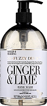 Düfte, Parfümerie und Kosmetik Flüssige Handseife Ginger & Lime - Baylis & Harding Fuzzy Duck Ginger & Lime Hand Wash