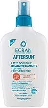 Düfte, Parfümerie und Kosmetik Beruhigendes kühlendes und feuchtigkeitsspendendes After Sun Körpermilch-Spray - Ecran Aftersun Moisturizing Spray Calm