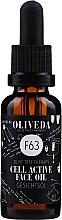 Düfte, Parfümerie und Kosmetik Aktivierendes und strahlendes Gesichtsöl - Oliveda F63 Olive Tree Therapy Cell Active Face Oil