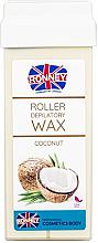 """Düfte, Parfümerie und Kosmetik Enthaarungswachs """"Kokosnuss"""" - Ronney Wax Cartridge Coconut"""