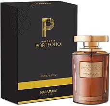 Düfte, Parfümerie und Kosmetik Al Haramain Portfolio Imperial Oud - Eau de Parfum
