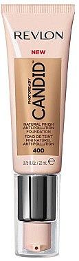 Foundation - Revlon Photoready Candid Natural Finish Foundation