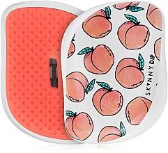 Düfte, Parfümerie und Kosmetik Haarbürste - Tangle Teezer Compact Styler Cheeky Peach