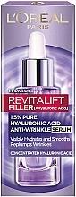 Düfte, Parfümerie und Kosmetik Anti-Falten Gesichtsserum mit Hyaluronsäure - L'Oreal Paris Revitalift Filler