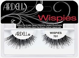 Düfte, Parfümerie und Kosmetik Künstliche Wimpern 701 - Ardell Wispies Eyelashes 701