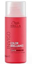Düfte, Parfümerie und Kosmetik Schützendes Shampoo für coloriertes Haar - Wella Professionals Invigo Color Brillance Shampoo