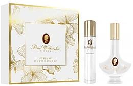 Düfte, Parfümerie und Kosmetik Duftset - Pani Walewska White (Parfum 30ml + Deodorant 90ml)