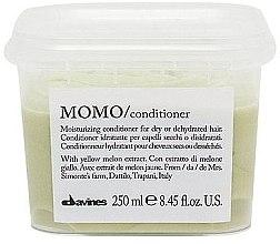 Düfte, Parfümerie und Kosmetik Revitalisierender Conditioner für feines, chemisch behandeltes Haar - Davines Momo Moisturizing Conditioner