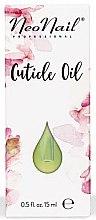 Düfte, Parfümerie und Kosmetik Professionelles Nagelhautöl mit Melonenduft - NeoNail Professional Cuticle Oil