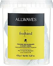 Düfte, Parfümerie und Kosmetik Blondierpulver - Allwaves Freehand Bleaching Powder