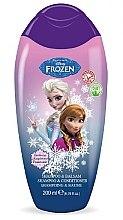 Düfte, Parfümerie und Kosmetik Shampoo und Conditioner mit Himbeere - Disney Frozen Shampoo & Conditioner