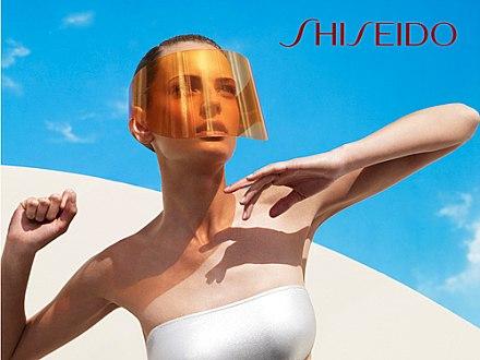 Intensiv pflegende Sonnenschutz-Emulsion für Gesicht und Körper SPF 6 - Shiseido Suncare Tanning Emulsion SPF 6 — Bild N4