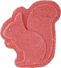 Düfte, Parfümerie und Kosmetik Badebombe mit Erdbeerduft - The Body Shop Strawberry Animal Bath Bomb