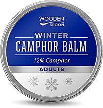 Düfte, Parfümerie und Kosmetik Körperbalsam mit Kampfer - Wooden Spoon Winter Camphor Balm