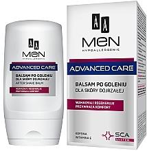 Düfte, Parfümerie und Kosmetik After Shave Balsam für reife Haut - AA Men Advanced Care After Shave Balm For Mature Skin