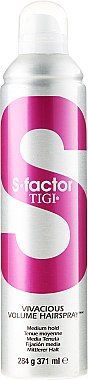 Haarlack - Tigi Vivacious Hairspray — Bild N1