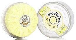 Parfümierte Seife mit Zitrone - Roger & Gallet Cedrat Perfumed Soap — Bild N1
