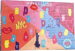 Düfte, Parfümerie und Kosmetik Make-up Set Adventskalender 2020 - Maybelline Advent Calendar 2020