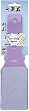 Düfte, Parfümerie und Kosmetik Fußfeile lila - KillyS Blooming Pastel Foot File