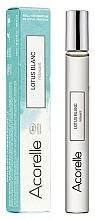 Düfte, Parfümerie und Kosmetik Acorelle Lotus Blanc Roll-on - Eau de Parfum (mini)