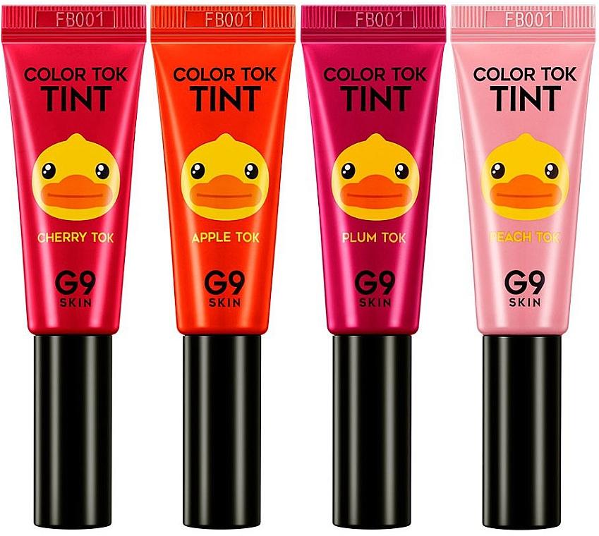 Lipgloss - G9Skin Color Tok Tint