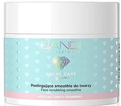 Düfte, Parfümerie und Kosmetik Smoothie Peeling für das Gesicht mit Vulkansand und Kranichbeere - Bandi Professional Young Care Face Scrubbing Smoothie