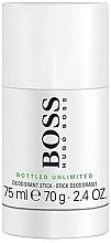 Düfte, Parfümerie und Kosmetik Hugo Boss Boss Bottled Unlimited - Parfümierter Deostick